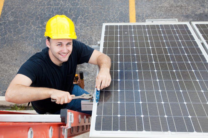 Il fotovoltaico movimenta l'auto